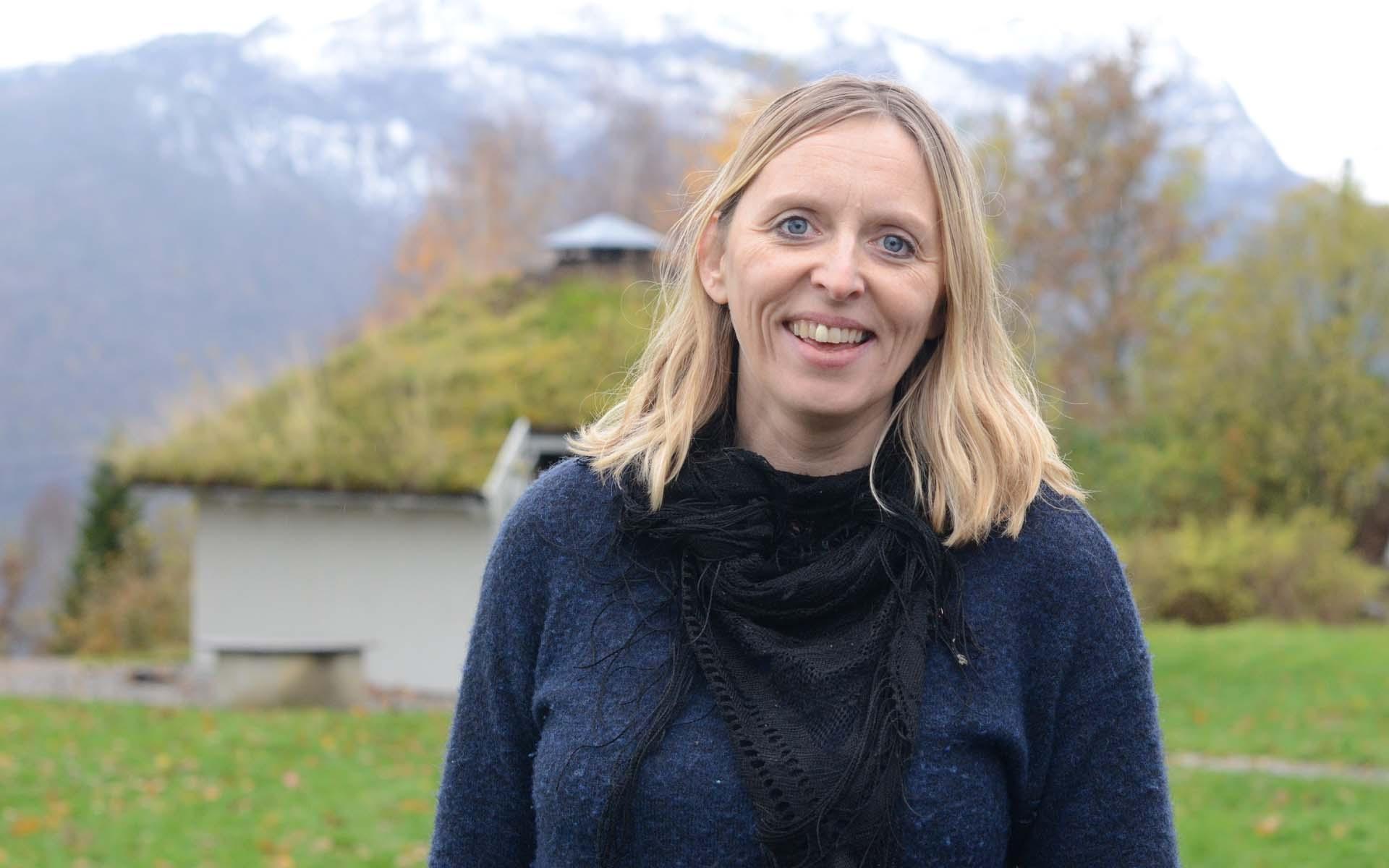 Hildegunn Gjesdal Tennebø