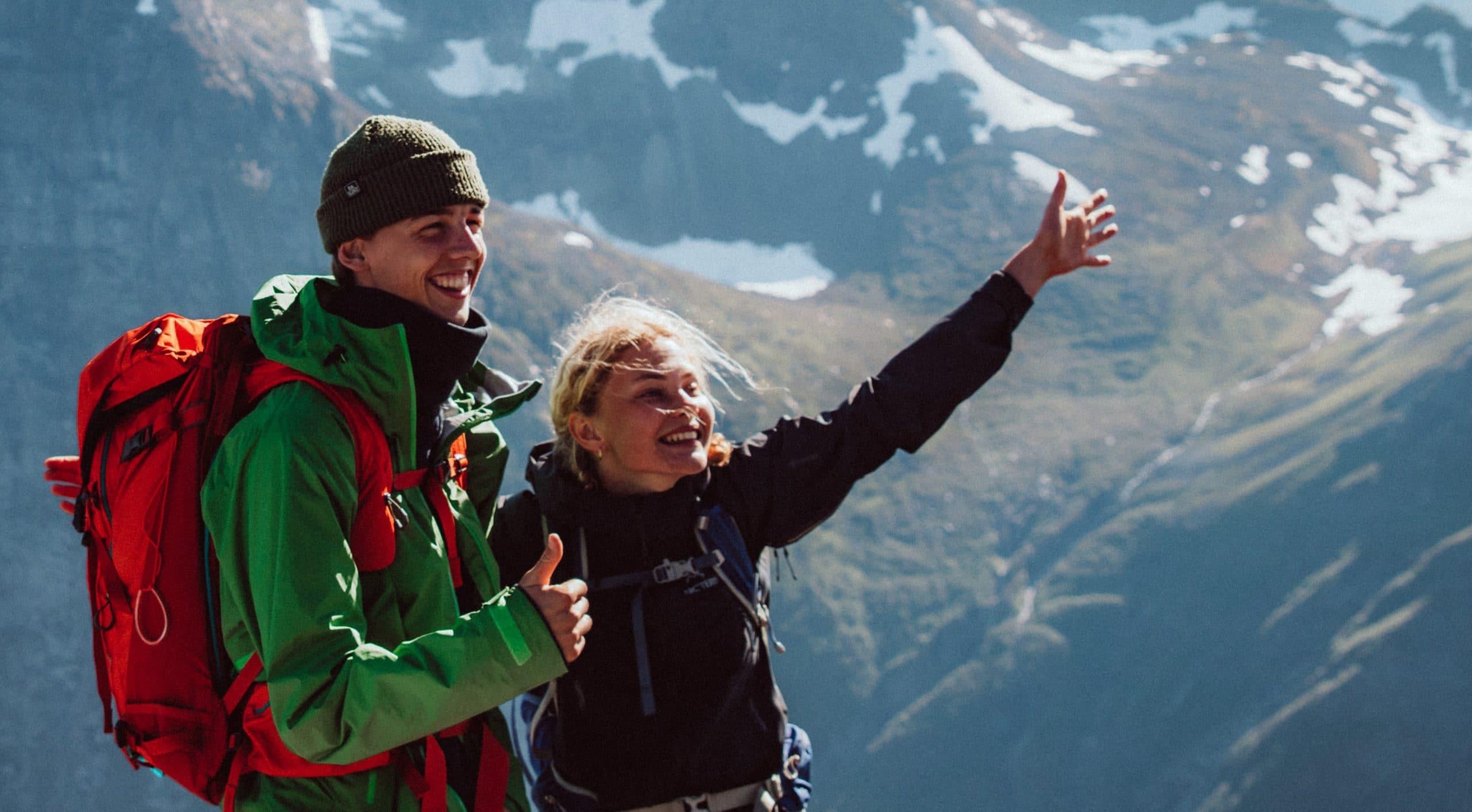 Friluftsliv / Fjord og fjell